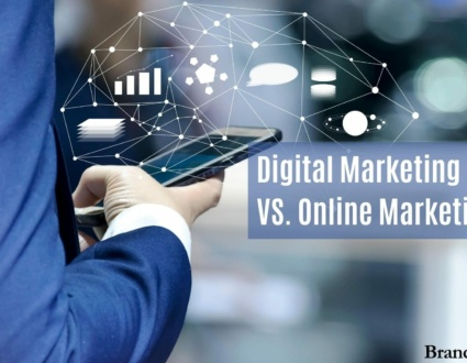 Digital Marketing vs. Online Marketing
