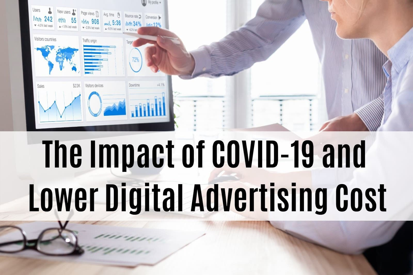 The Impact of COVID-19 and Lower Digital Advertising Cost